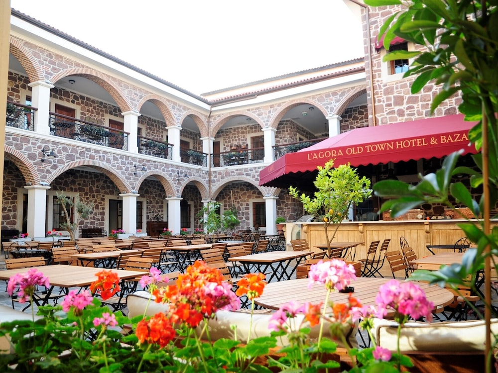 Hotel L'agora Old Town Hotel & Bazaar