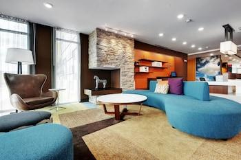 柳樹溪休士頓西北費爾菲爾德套房飯店 Fairfield Inn & Suites Houston Northwest/Willowbrook