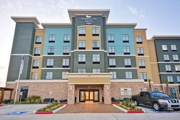 加爾維斯敦希爾頓欣庭飯店 Homewood Suites by Hilton Galveston