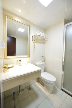 Xizhengjia Hotel Apartment Pazhou Complex - Bathroom  - #0