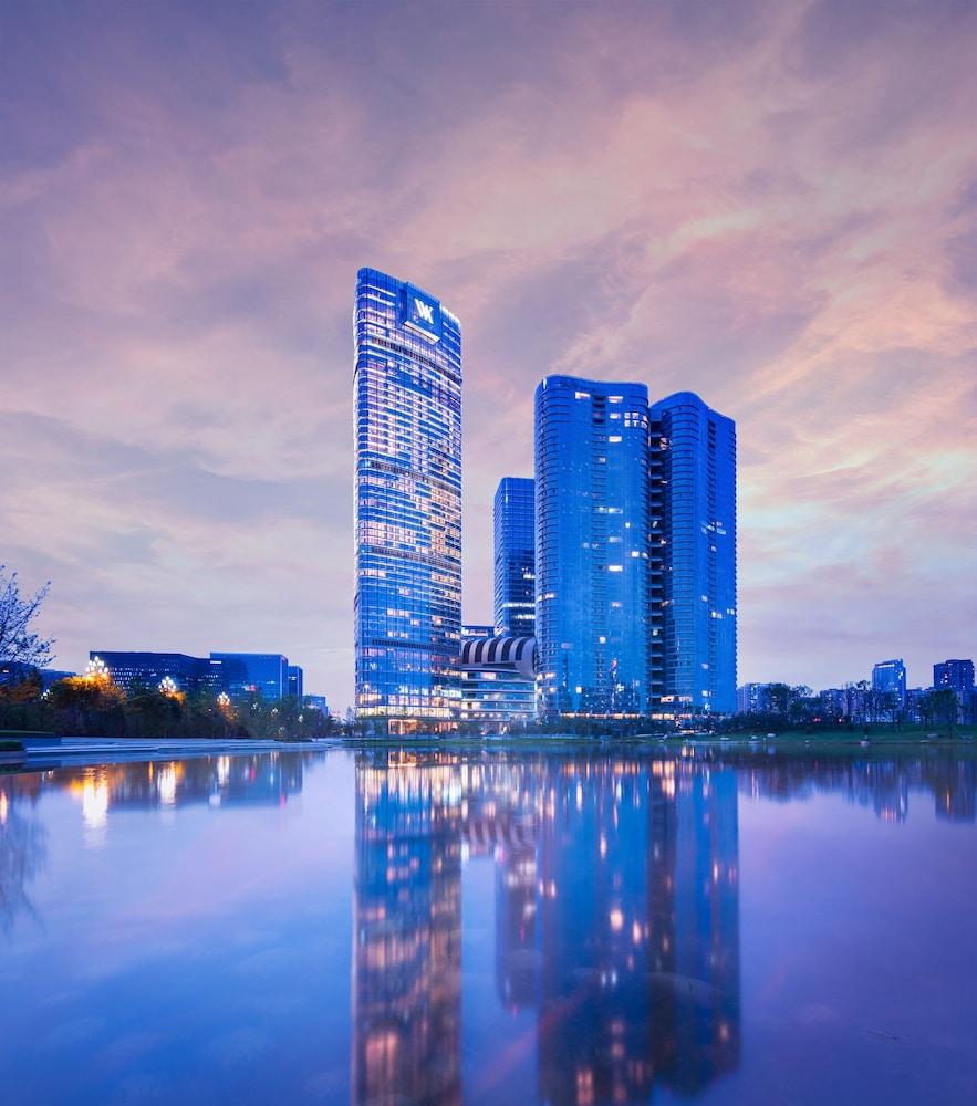 ウォルドーフ・アストリア成都 (成都华尔道夫酒店)