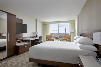 Club Room, 1 King Bed (Concierge Level)