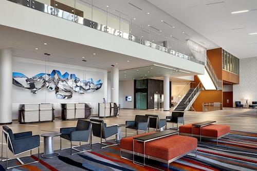 . Calgary Airport Marriott In-Terminal Hotel