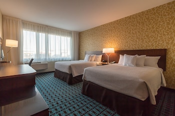 Hotel - Fairfield Inn & Suites by Marriott Regina