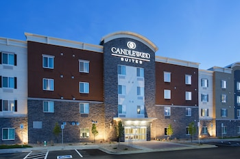 朗蒙燭木套房飯店 - IHG 飯店 Candlewood Suites Longmont, an IHG Hotel