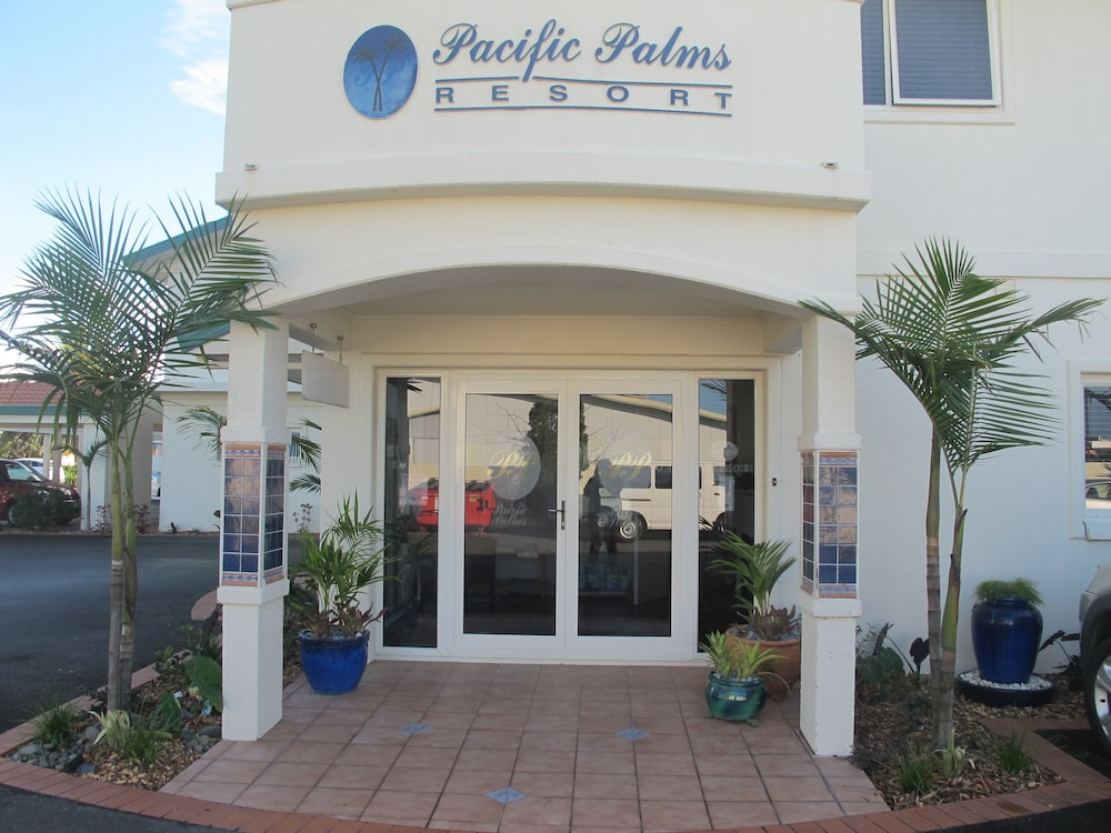 Pacific Palms Resort