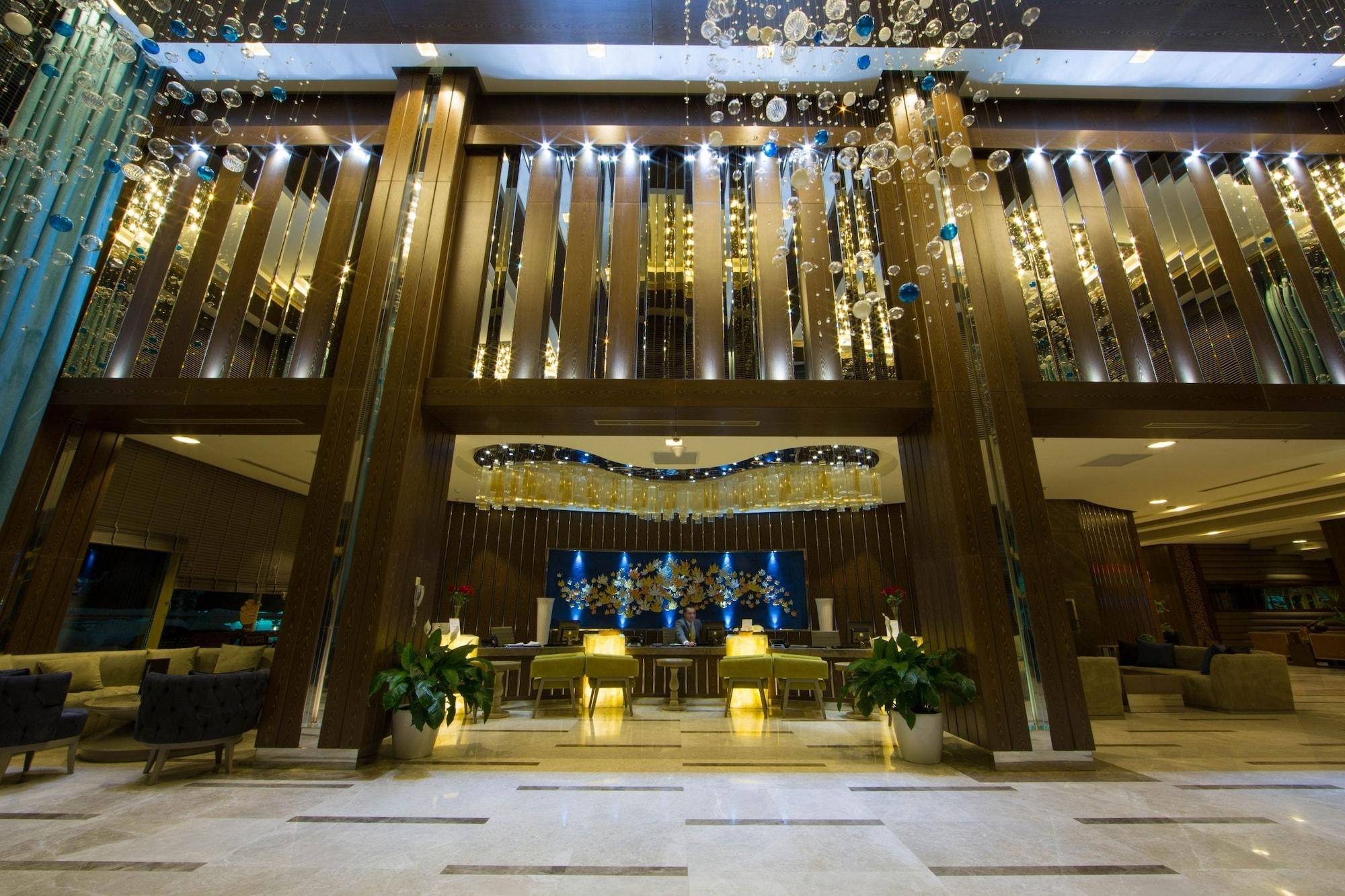 Qafqaz Tufandag Mountain Resort Hotel, Qəbələ