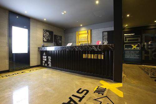 Design Hotel XYM Ansan, Hwaseong