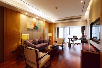 Sentosa Hotel Apartment Taoyuan Branch - Living Area  - #0