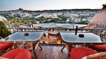 Harman Cave Hotel - Terrace/Patio  - #0