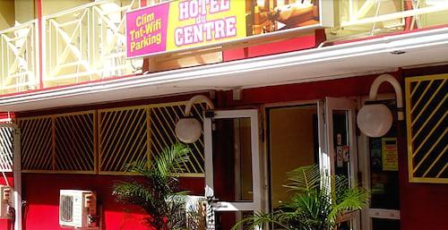 Hotel Du Centre, Saint-Denis