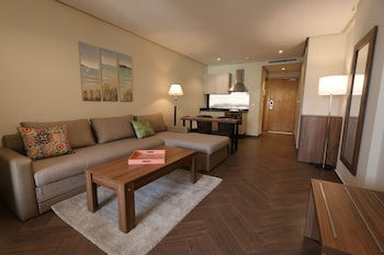 Melliber Appart Hotel - Living Area  - #0