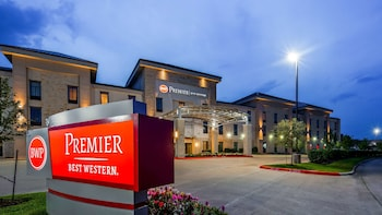 超級精力長廊貝斯特韋斯特飯店 Best Western Premier Energy Corridor