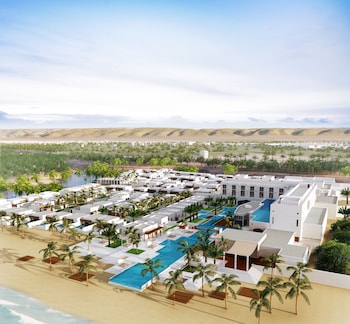 Al Baleed Resort Salalah by Anantara - Aerial View  - #0