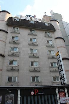 ホワイト キャッスル モーテル (White Castle Motel)