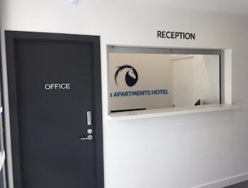 Whitehorse Apartment Hotel - Reception  - #0