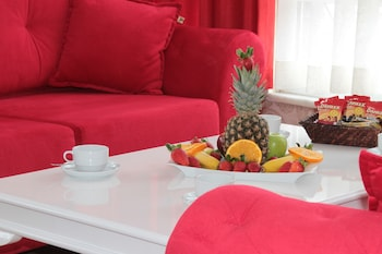 Hotel Ottoman 2 Class - Living Area  - #0
