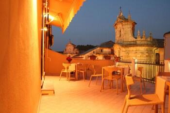 Hotel Conte Ruggero - Terrace/Patio  - #0