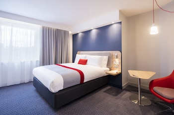 Room allocated on arrival