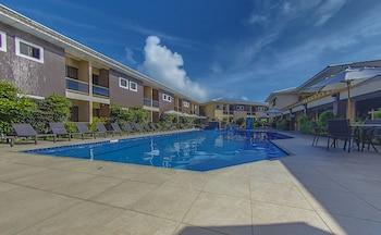 沙菲拉普萊亞飯店 Safira Praia Hotel