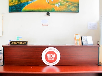 NIDA Rooms Jembatan Merah Depok at Nirvana Inn 2 - Reception  - #0