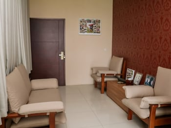 NIDA Rooms Sukajadi Bandung Railway Cassa at Hotel Cassadua - Living Area  - #0