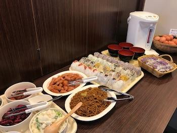 GREEN RICH HOTEL HIROSHIMA Breakfast buffet