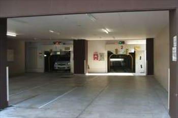 GREEN RICH HOTEL HIROSHIMA Parking