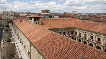Hotel Real Colegiata San Isidoro - Aerial View  - #0