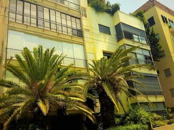 泰爾雅維夫濱海公寓