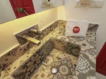 NIDA Rooms Patong Diamond 78 Phang - Bathroom  - #0