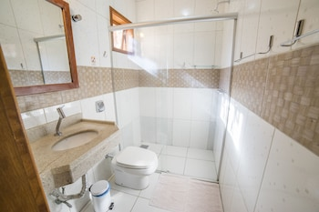 Pousada Galeria Artes - Bathroom  - #0