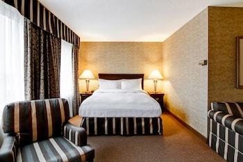 Executive Room, 1 Queen Bed with Sofa bed, Tower