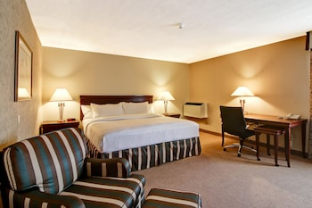 Honeymoon Room, 1 King Bed, Jetted Tub