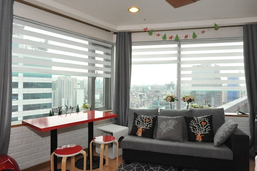 Hongdae Guesthouse - Hostel, Seodaemun