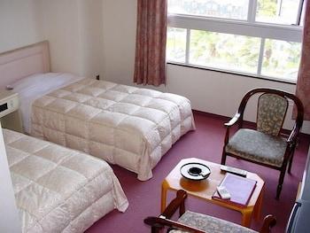 ツインルーム シングルベッド 2 台 青島グランドホテル