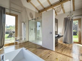 Monaci delle Terre Nere - Bathroom  - #0
