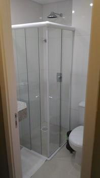 Uchôa Teresina Hotel - Bathroom  - #0