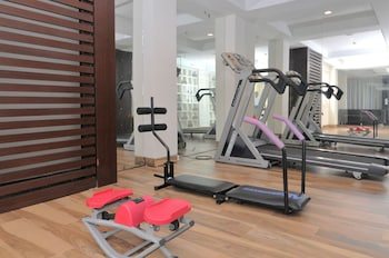 Airy Rappocini Landak Baru Makassar - Fitness Facility  - #0