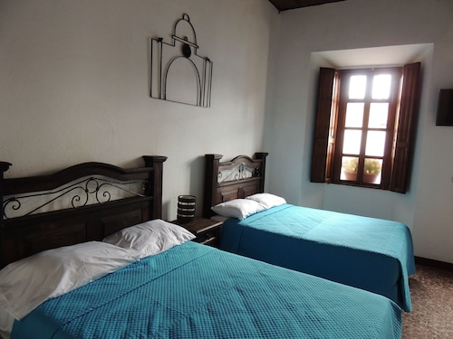 Feathers Hotel and Lounge, Antigua Guatemala
