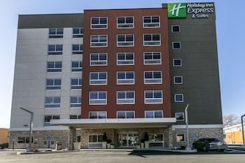 澤西市北 - 霍博肯智選假日套房飯店 - IHG 飯店 Holiday Inn Express & Suites Jersey City North - Hoboken, an IHG Hotel