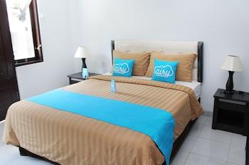艾里峇裡島金巴蘭武吉綠巷普特裡 6 號飯店