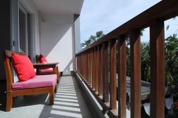 Airy Premier Ubud Pejeng Kawan Raya Tampaksiring Bali - Balcony  - #0