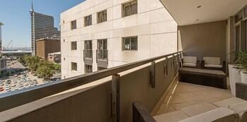 605 The Icon Building - Balcony  - #0