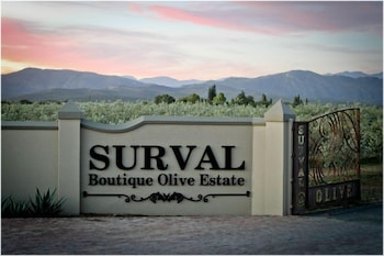 Surval Boutique Olive Estate - Hotel Entrance  - #0