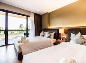 綠谷行政服務式住宅飯店