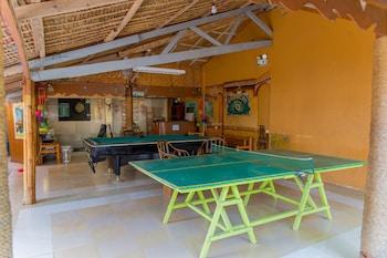 KARANCHO BEACH HOUSE Billiards