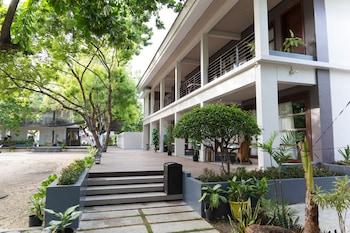 KARANCHO BEACH HOUSE Terrace/Patio