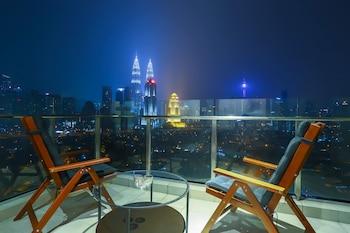 SETIA Sky by KL Suites - Balcony  - #0