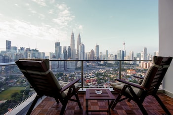 SETIA Sky by KL Suites - Balcony  - #0
